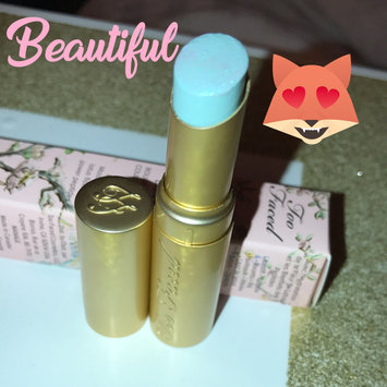 Too Faced La Crème Lipstick uploaded by Kristel H.