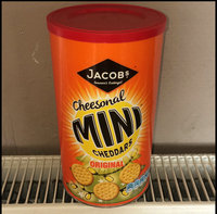 McVitie's McVities Mini Cheddars Tub 260g uploaded by Lauren B.