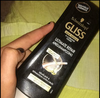 Schwarzkopf Gliss™ Hair Repair™ with Liquid Keratin Ultimate Repair Conditioner 13.6 fl. oz. Bottle uploaded by Bouthaina H.