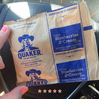 Quaker Life® Blueberries & Cream Instant Oatmeal uploaded by Shae A.