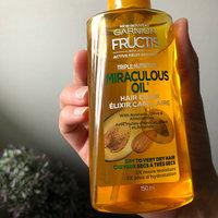 Garnier Fructis Triple Nutrition Marvelous Oil Hair Elixir uploaded by Linna N.