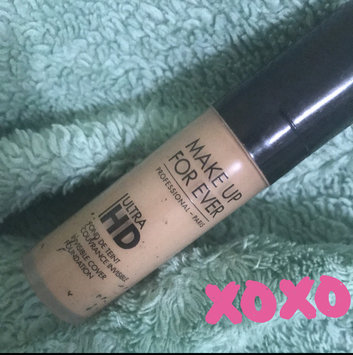 MAKE UP FOR EVER Ultra HD Foundation uploaded by Jackie P.