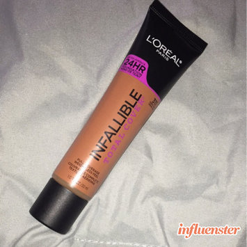 L'Oreal Paris Infallible Total Cover Foundation 311 Creme Cafe 1.0 fl. oz. Tube uploaded by Sable A.