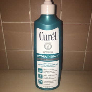 Photo of Curél® HYDRA THERAPY WET SKIN MOISTURIZER FOR DRY AND EXTRA-DRY SKIN uploaded by Martine D.