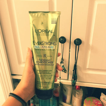 L'Oréal EverStrong Thickening Conditioner uploaded by althea c.