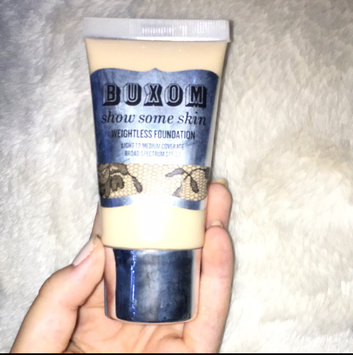 Photo of Buxom Show Some Skin Weightless Foundation uploaded by Lindsey D.