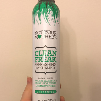 Not Your Mother's Clean Freak Refreshing Dry Shampoo uploaded by Lorrie B.
