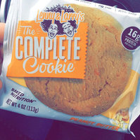 Lenny & Larry's All Natural Complete Cookie - Peanut Butter uploaded by Joanie C.