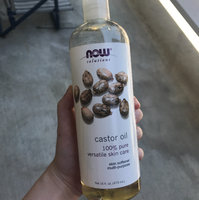 NOW Foods Solutions Castor Oil - 16 fl oz uploaded by Brittany S.