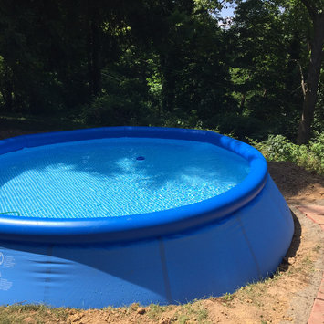 Photo of Intex 10' x 30 Easy Set Pool uploaded by Nicole E.