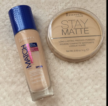 Rimmel London Match Perfection Foundation  uploaded by Jodie F.