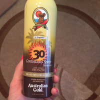 Australian Gold Continuous Spray Sunscreen with Instant Bronzer, 6 Ounces uploaded by Liana K.