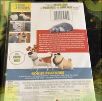 Secret Life Of Pets DVD uploaded by Cindy V.