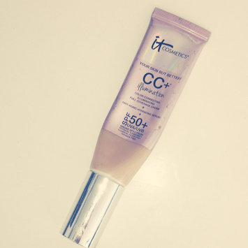 IT Cosmetics CC+ Cream Illumination uploaded by Katherine B.