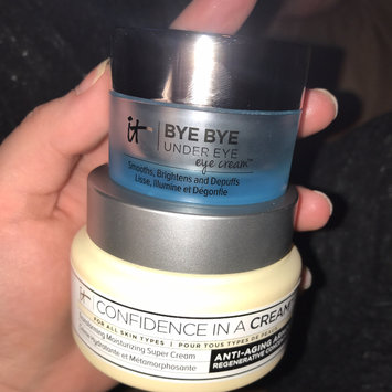 IT Cosmetics Bye Bye Under Eye Eye Cream(TM) Smooths, Brightens, Depuffs 0.5 oz uploaded by Crystal L.