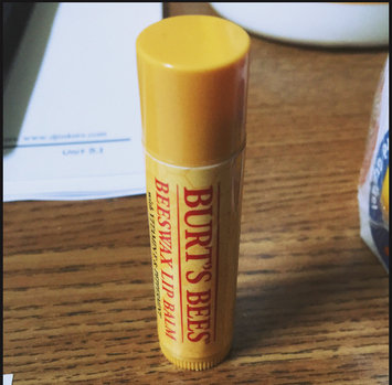 Burt's Bees® Beeswax Lip Balm uploaded by Paige C.