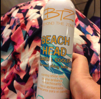 Beyond The Zone Beach Head Coastal Cooler Cooling Shine Mist uploaded by Carleen C.