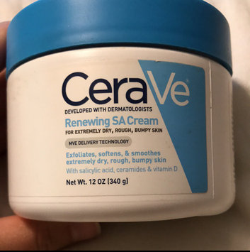 CeraVe SA Renewing Cream uploaded by Stephanie R.