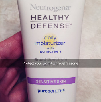 Neutrogena Healthy Defense Daily Moisturizer SPF 50 with PureScreen uploaded by member-1c4639bf1