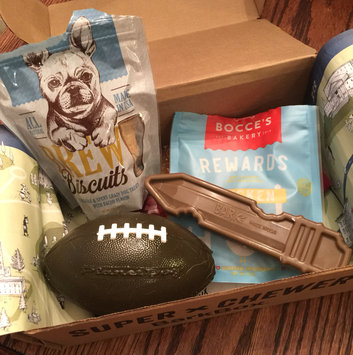 BarkBox uploaded by Claire A.