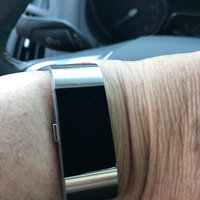 Fitbit Charge 2 Heart Rate and Fitness Wristband uploaded by Ann S.