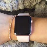 Apple Watch Series 1 Rose Gold Aluminum Case with Pink Sand Sport Band uploaded by Demi C.