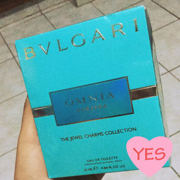 Photo of BVLGARI Omnia Paraiba Eau De Toilette uploaded by Katherine C.