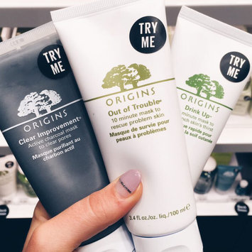 Photo of Origins Out Of Trouble™ 10 Minute Mask To Rescue Problem Skin uploaded by Alexandra S.
