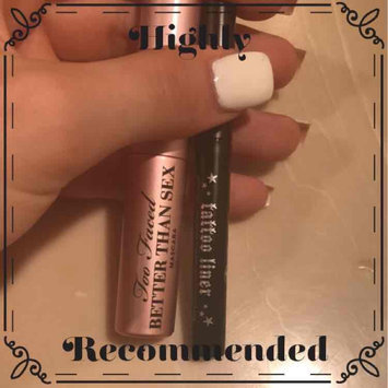 Kat Von D Too Faced X Better Together Bestselling Mascara & Liner Duo uploaded by Anahit P.
