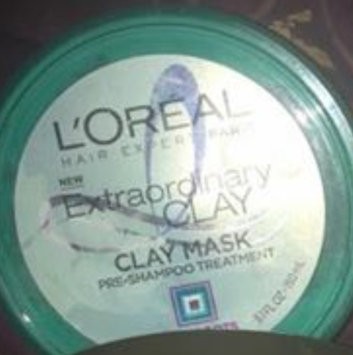 Photo of L'Oreal Hair Expertise Extraordinary Clay Mask uploaded by Brittany W.