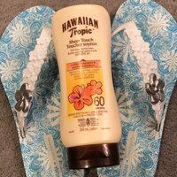 Hawaiian Tropic® Sheer Touch Oil Free SPF 60 Lotion Sunscreen uploaded by Cheryl K.