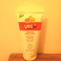 Yes To Grapefruit  Daily Facial Scrub uploaded by Sammie D.