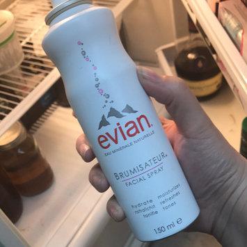 evian® Facial Spray uploaded by Christina G.