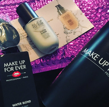 MAKE UP FOR EVER Water Blend Face & Body Foundation uploaded by Maddy B.