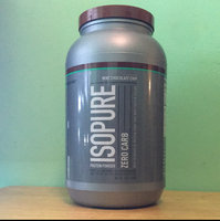 Nature's Best Isopure Zero Carb Mint Chocolate Chip Protein Drink Mix Powder uploaded by Tiffany W.