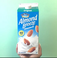 Blue Diamond Almonds Almond Breeze Almondmilk Original uploaded by Tiffany W.