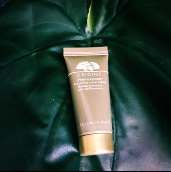 Photo of Origins Plantscription Anti-Aging Serum uploaded by Anjul C.