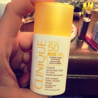 Clinique SPF 50 Mineral Sunscreen Fluid for Face uploaded by Jen K.