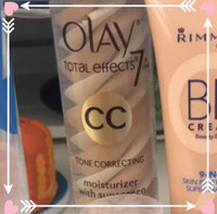 Olay Total Effects Tone Correcting CC Cream with SPF 15 Light To Medium uploaded by Nicole F.