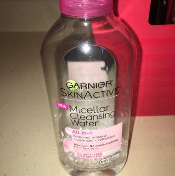 L'Oreal Garnier Skin Micellar Cleansing Water 400 ml by HealthMarket uploaded by Mari S.