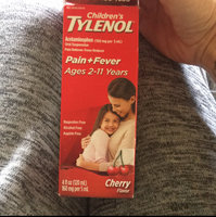 Tylenol Children's Pain Reliever uploaded by Kristy H.