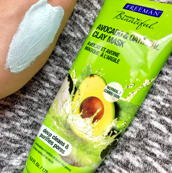 Freeman Beauty Feeling Beautiful™ Avocado & Oatmeal Clay Mask uploaded by Giana R.