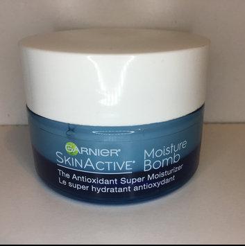 Photo of Garnier Skinactive Moisture Bomb The Antioxidant  Spf 30 Super Moisturizer uploaded by Jalissa C.