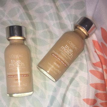 L'Oréal True Match Super-Blendable Makeup uploaded by Micaela R.