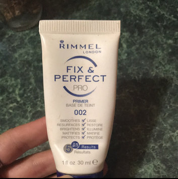 Photo of Rimmel London Fix And Perfect Pro Primer uploaded by Melaney M.