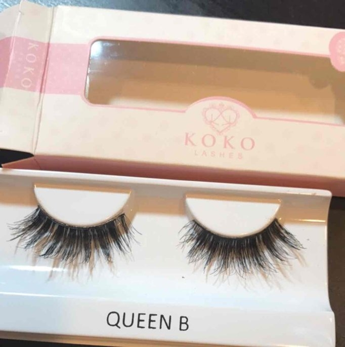 KoKo Lashes Queen B uploaded by Lisa C.