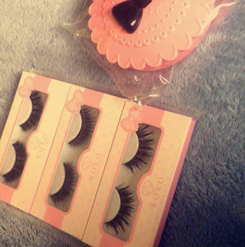 KoKo Lashes Queen B uploaded by Schez A.