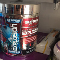 Six Star Pre-Workout Explosion Pink Lemonade Dietary Supplement Powder, 0.61 lbs uploaded by Erin R.