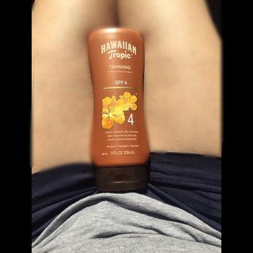Hawaiian Tropic Lotion Sunscreen uploaded by Jennifer A.