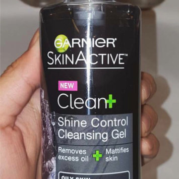 Photo of Garnier SkinActive Clean+ Shine Control Cleansing Gel uploaded by Sandra M.
